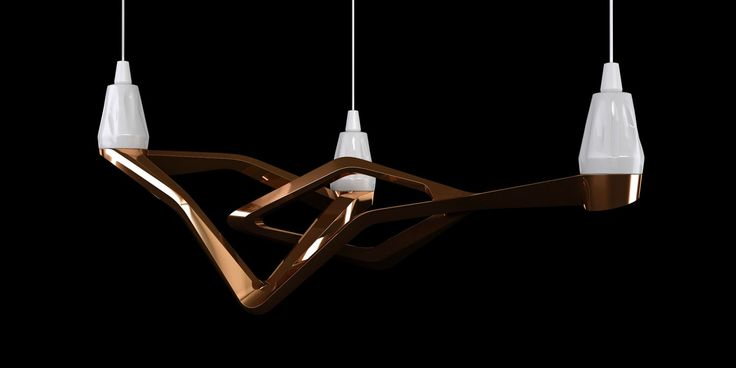 Onyx Projects - photos - Onyx 3D printed Lamps