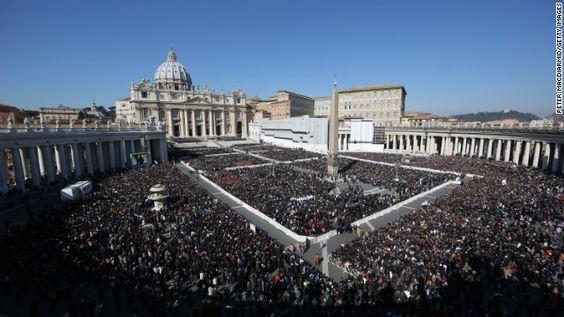 Audiência Papal na Cidade do Vaticano, Roma