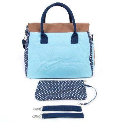 Waterproof Inside Baby Diaper Bag Mummy Handbag