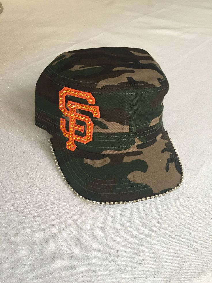 A personal favorite from my Etsy shop https://www.etsy.com/listing/514418672/sf-hat-giants-hat-cadet-hat-giants-hat