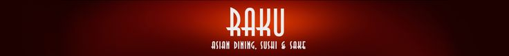 Raku in Bethesda is one of our go-to spots.