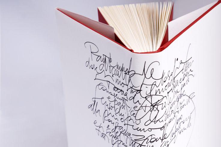 #marcocampedelli #handwriting #laterza #campanella #bookcover #script