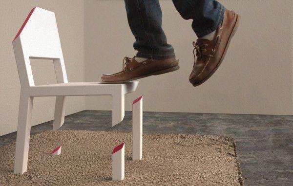 Cut-Chair- peter bristol