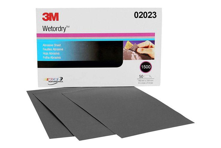 3M 401Q Wet or Dry Paper Sheet P1500 size (5 1/2 in x 9 in) (50 sheets/sleeve - Agen (Toko) Amplas 3M dg Harga Murah.  Amplas dengan backing awet tidak mudah sobek.  Isi: 50 sheets per sleeve. Harga per sleeve.  http://tigaem.com/amplas/17-3m-401q-wet-or-dry-paper-sheet-p1500-size-5-12-in-x-9-in-50-sheetssleeve-agen-toko-amplas-3m-dg-harga-murah.html  #wetordrypapersheet #amplas #3M