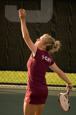 When you start to consciously improve your game of tennis, you will find that your competency with any tennis shot will improve in a predictable way - you will experience the emotional cycle of competency.