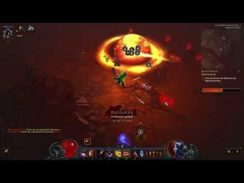 (PTR BETA 2.1.0) Let's Play Diablo 3 Reaper of Souls Part 55 (Challenge) (Interaktiv) (Deutsch)!