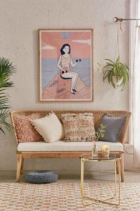 Muebles de mimbre, mobiliario de diseño de ratón, sillas ratán, armarios de mimbre, decoración con mimbre.