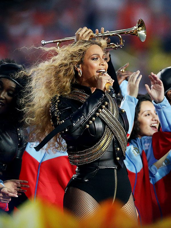 Super Bowl 50: Beyonce's Half Time Show Style Scores Huge – Style News - StyleWatch - People.com