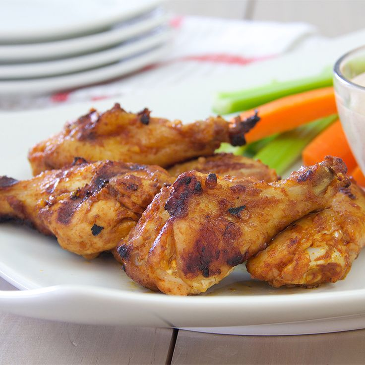 Taco Seasoning Mix makes a tangy marinade for grilled chicken wings. Serve the wings with a creamy dip made from ranch dressing and 1 tablespoon of the Taco Seasoning Mix.