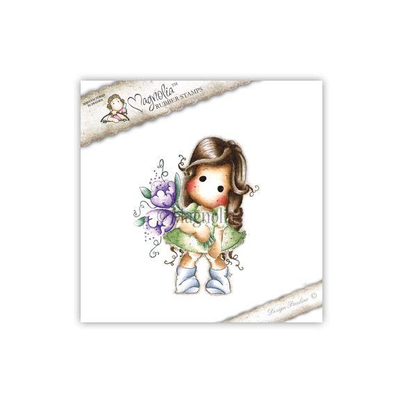 LF14 Tilda With Fantasy Flower