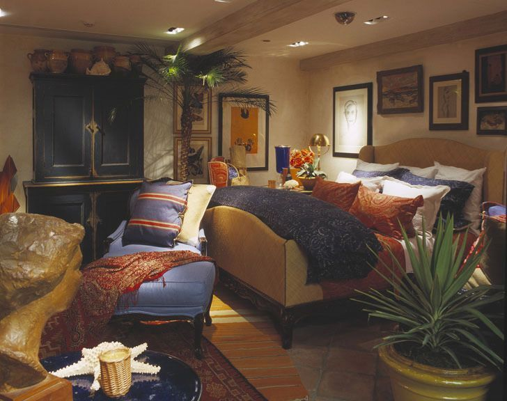 Ralph Lauren Interior Roomsets Peter Banks