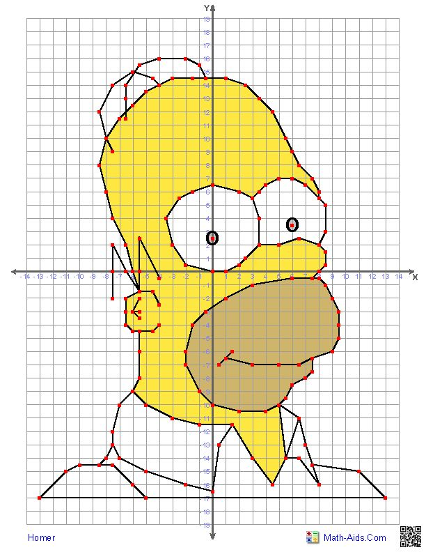 Worksheet Graphing Pictures Worksheets 1000 images about graphing projects on pinterest worksheets four quadrant with characters the kids will know