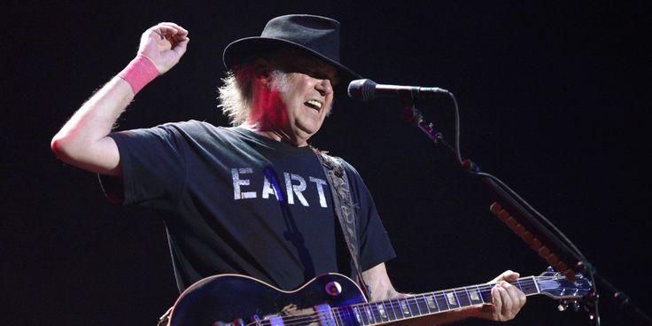 Du grand Neil Young en ouverture de la Foire aux Vins de Colmar