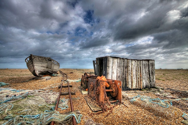 Dungeness HDR...