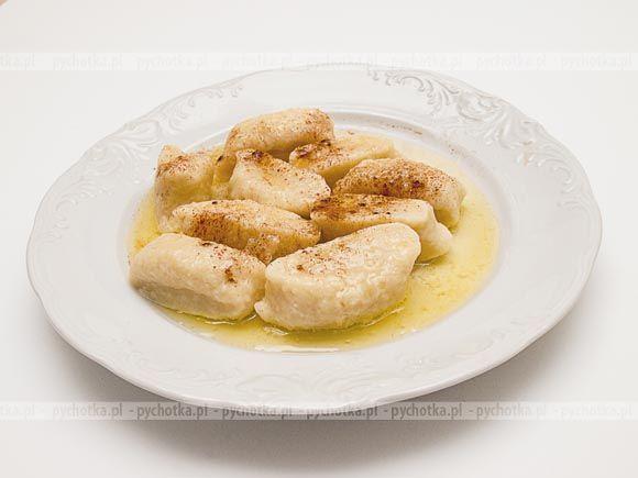 Leniwe z ziemniaków i sera