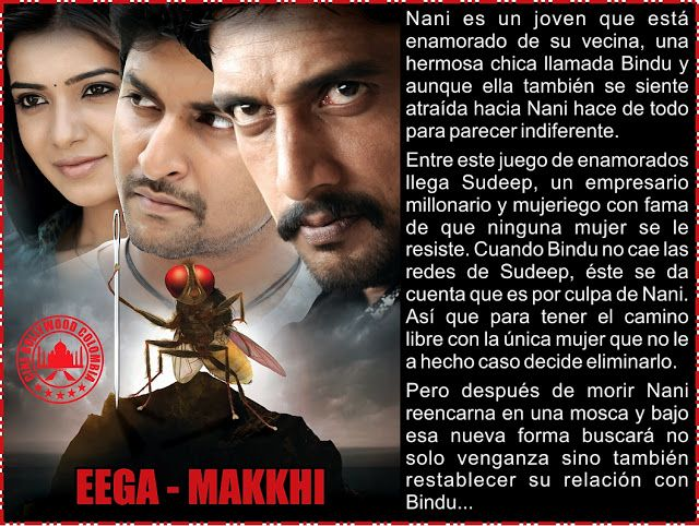 Cine Bollywood Colombia: EEGA - MAKKHI