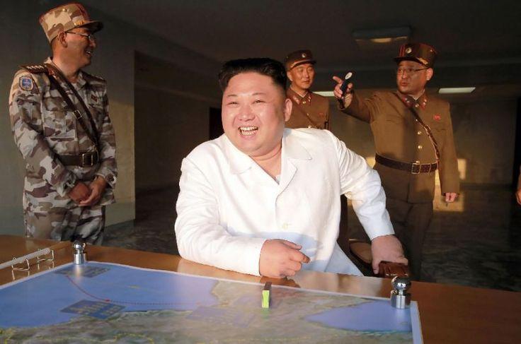 N.Korea fires ballistic missile that 'could reach Alaska'