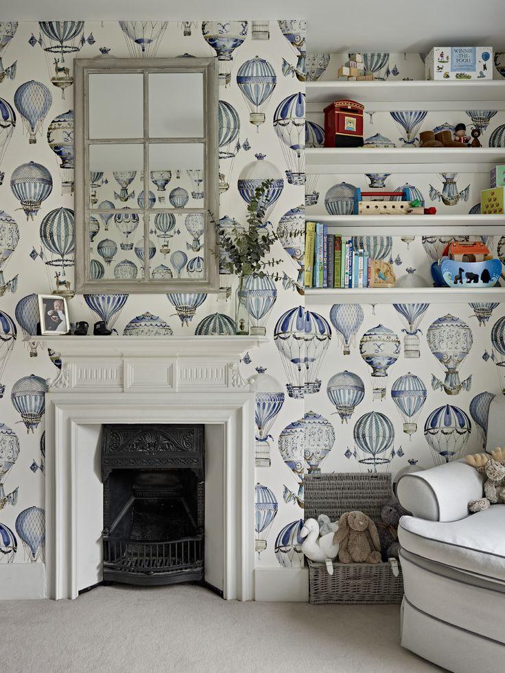 Lily Paulson-Ellis Designs | Nursery