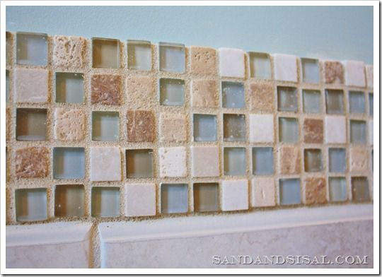 Diy Mosaic Tile Bathroom Mirror: Best 25+ Mirror Border Ideas On Pinterest