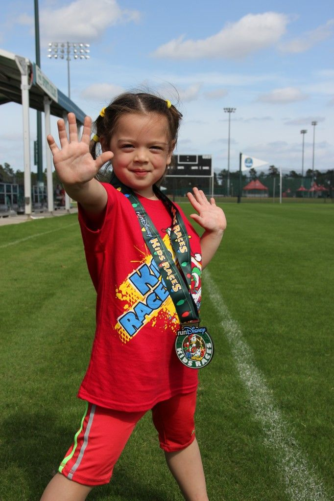 Review and overview of the runDisney kids races