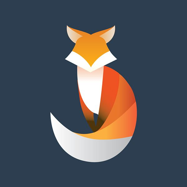 Fox - Logo Animal on Behance