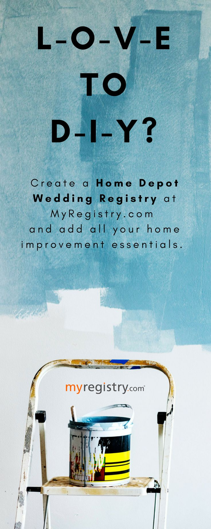 printable bridal registry list%0A Home Depot Wedding Registry   MyRegistry com   Home Improvement   DIY