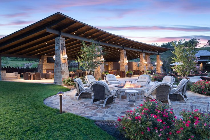 25 Best Outdoor Pavilion Ideas On Pinterest Fire Pit