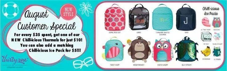 Thirty One August Special https://www.mythirtyone.com/Amanda423/