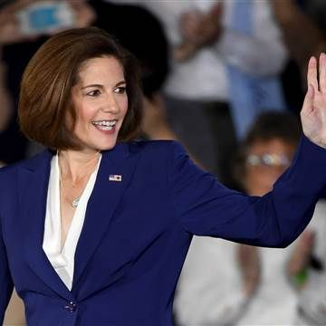 Catherine Cortez Masto is First Latina Elected to U.S. Senate.