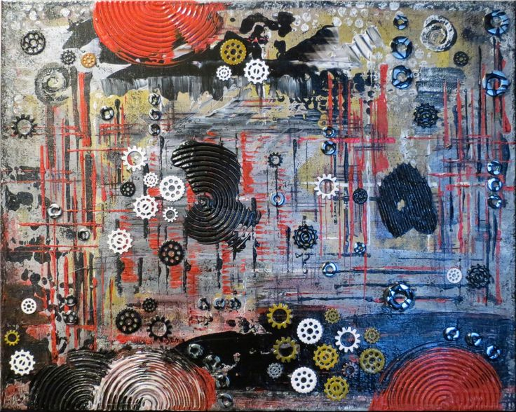 Original mixed media by Heather Plewes