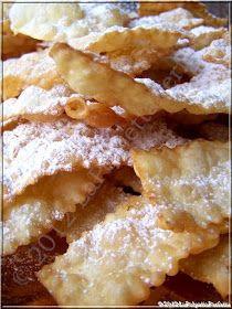 La Polpetta Perfetta: Frappe, chiacchere, crostoli, galani...mille parole, un sapore