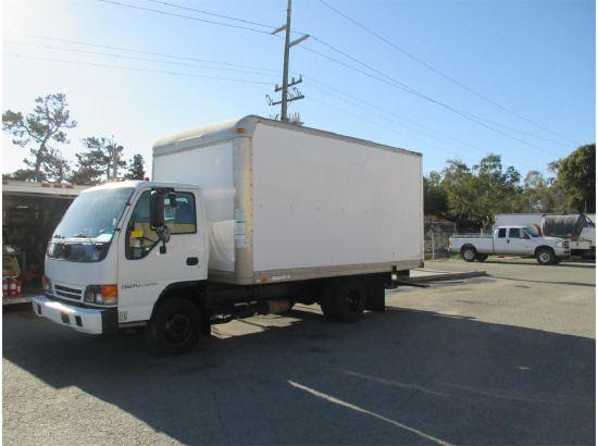 View a larger version of 1999 ISUZU NPR Box Truck - Straight Truck ,Salinas CA - 117036884