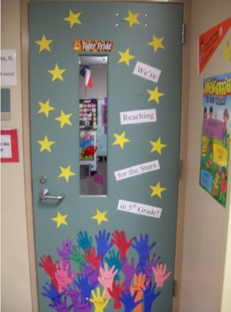 Classroom Decoration For Grade 5 ~ Best classroom theme stars images on pinterest