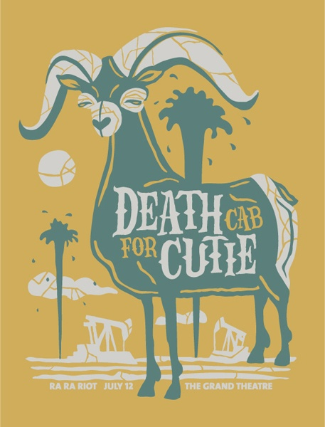 Show - Death Cab for Cutie