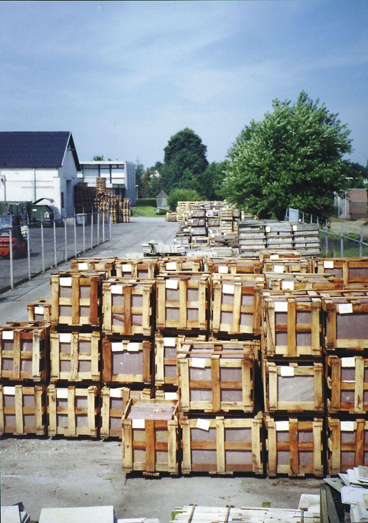 Groothandel, im-en export van natuursteen en groeve-eigenaar | De Weijs Veendam