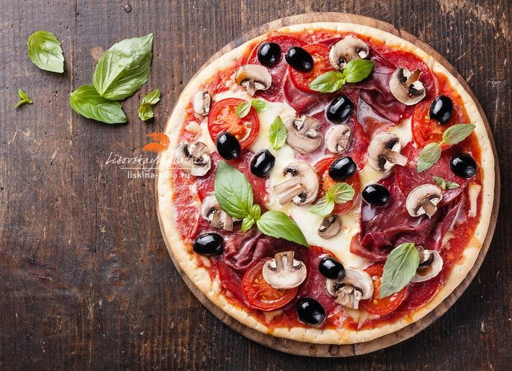 Photograph пицца ассорти by Natalia Lisovskaya on 500px