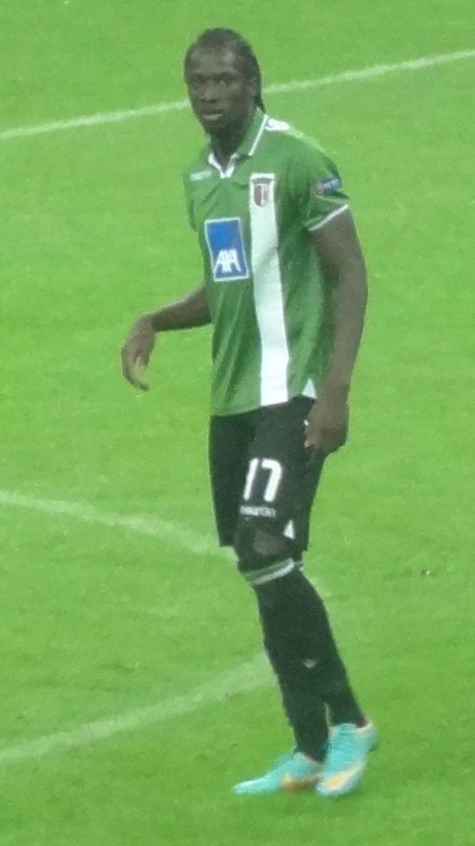 Eder playing for Braga