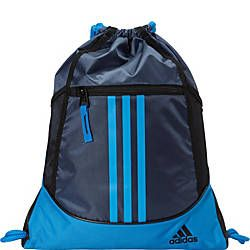 Buy the adidas Alliance II Sackpack at eBags - Three contrast stripes add a touch of signature style to this sporty adidas sackpack. The adidas All