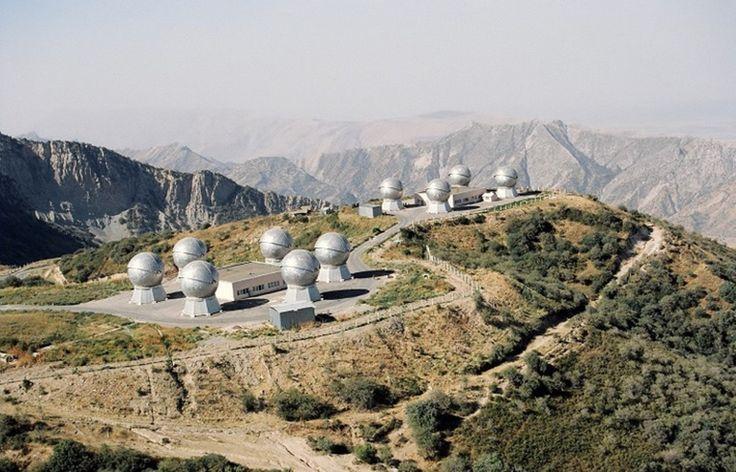 Минобороны России начало строительство новых комплексов контроля космического пространства