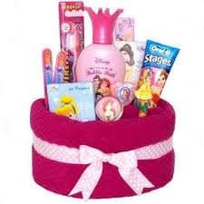 Disney Wedding Gift Basket : Princess gift, princess gift basket