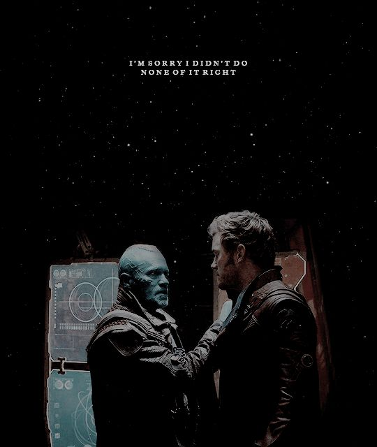 He may have been your father, but he wasn't your daddy✵◘°Guardians of the Galaxy°*✵◘