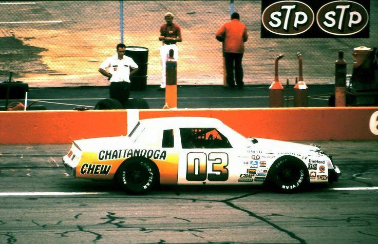 David Pearson at Michigan 1982 Stock car racing, Racing