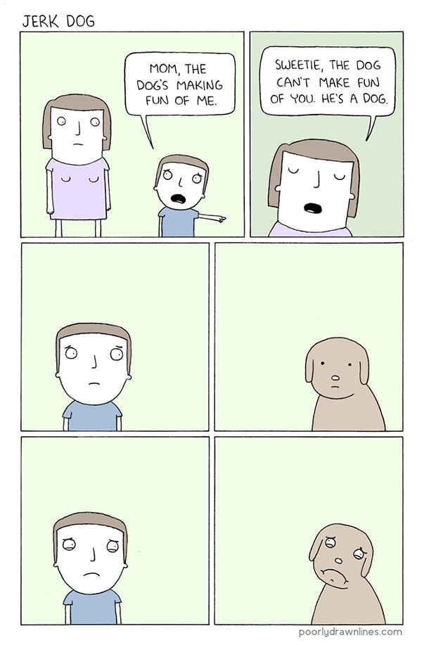 """K is for Jerk 
