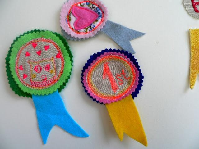 Medallas para juegos infantiles