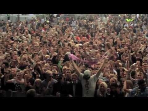 Icona Pop LIVE Summerburst 2012