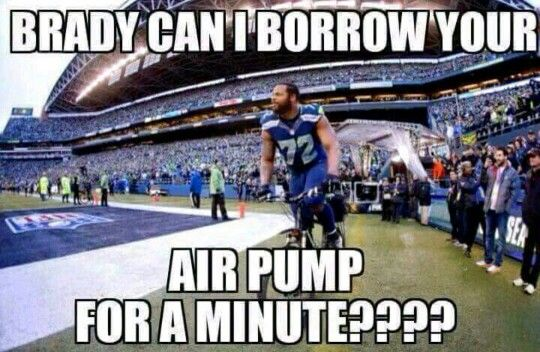 Seahawks vs Patriots - this was too funny couldn't resist!