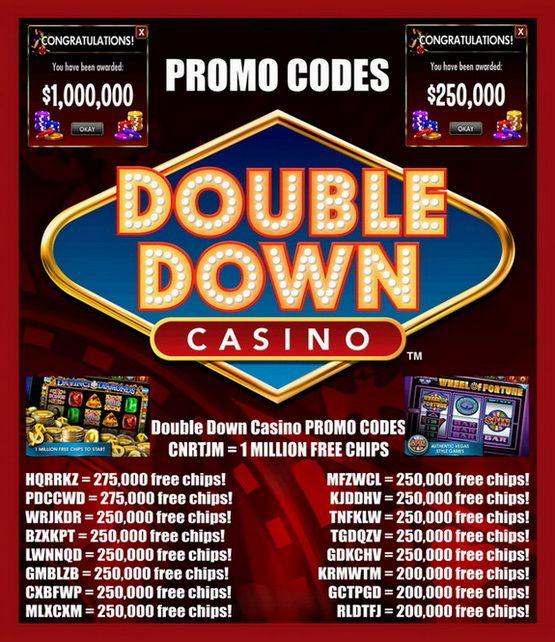 FREE Double Down Casino Promo Codes DDC