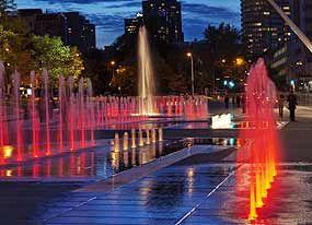 Place des festivals, Montréal