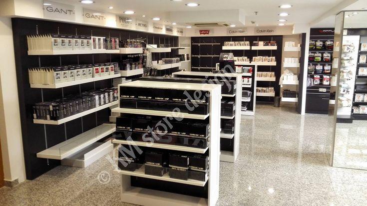 Η KM store designολοκλήρωσε με επιτυχία την ανακαίνιση του τμήματος εσωρούχων καθώς και την προσθήκη επίπλων στο τμήμα για τα αρώματα στο Notos Galleries της Αιόλου και Λυκούργου στην Ομόνοια.       Έπιπλα καταστημάτων Notos Galleries    Η εταιρεία μας διακρίνεται από μεγάλη εξειδίκευση στο χώρο
