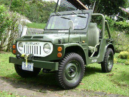 LJ80 Suzuki Samurai LJ SJ 4x4 off road best car love mud